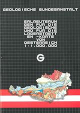 Erläuterungen zur geologischen und zur Lagerstättenkarte 1:1.000.000 von Österreich