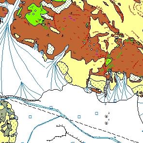 Datensatz KM50 Lienz - Geologie (GK179)