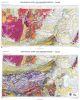 Kombination Karte und Erläuterungen: Geologische Karte von Niederösterreich 1:200.000