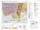Geologische Karte Amstettner-Bergland und Strudengau 1:50.000
