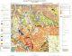 Geologische Karte der Umgebung von Gastein 1:50.000