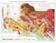 Übersichtskarte des Kristallins im westlichen Mühlviertel und im Sauwald, Oberösterreich 1:100.000