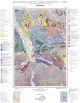 Kombination Karte und Erläuterungen: 94 Hallein