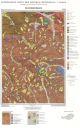 Kombination Karte und Erläuterungen: 129 Donnersbach