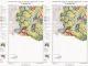 Kombination Karte und Erläuterungen: 169 Partenen Ost und West