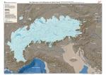 Poster: Der Alpenraum zum Höhepunkt der letzten Eiszeit
