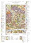 Kombination Karte und Erläuterungen: 122 Kitzbühel