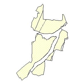 Kartographisches Modell 1:200.000 Wiener Neustadt (Stadt) - Geologie (Pol.Bez. 304)