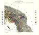 Montenegro: 7062 Geologische Detailkarte von Süd-Dalmatien: Blatt Budua 1:25.000