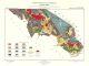 Montenegro: 7162 Geologische Detailkarte von Süd-Dalmatien 1:25.000: Blatt Spizza, Südhälfte