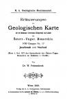 Erläuterungen zu Blatt 3856 Josefstadt Nachod