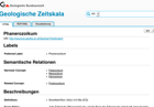 Geological Survey Austria launches thesaurus project